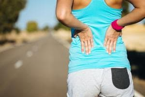 Dear runners, take note. Here's how you can effectively prevent back...