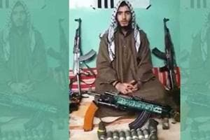 The Jaish-e-Mohammad released Fardeen Ahmad Khanday's video on Monday after the teenager was killed during a suicide attack at a Central Reserve Police Force facility in Pulwama in south Kashmir.