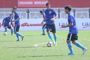 I-League:Indian Arrows face NEROCAFCchallenge