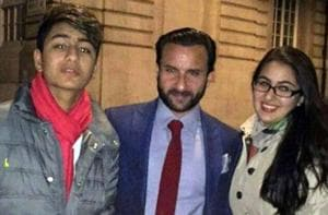 Ibrahim, Akshay Kumar's son want to get abs, become stars not actors:...