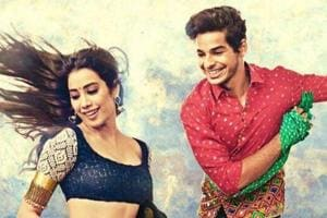 One-word film titles seems to be the big trend in 2018. One of them is Dhadak, which is the Bollywood launch vehicle of Janhvi Kapoor and Ishaan Khatter.