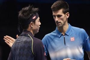 Kei Nishikori out of Australian Open, Novak Djokovic races clock