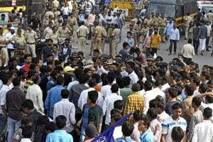 Maharashtra government let protesters run their course, to avoid worse