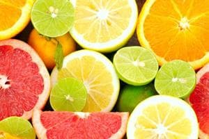 Another reason to eat more citrus fruits. Vitamin C boosts efficacy of...