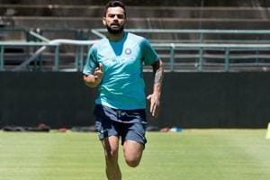Virat Kohli and co. train hard ahead of first Test vs South Africa