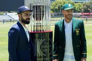 Reality check beckons for Virat Kohli's India  vs South Africa on...