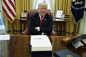 Donald Trump did not want to be US president: Book