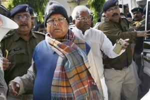 Fodder scam: Lalu Prasad's sentencing deferred again to Friday