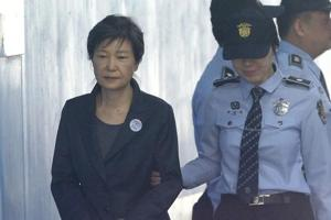 South Korea's ousted president Park 'took money from spy agency':...