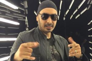 Sukhbir is currently working on his upcoming single.