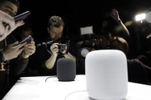 Siri is getting optimised for HomePod as Apple lags behind in smart...