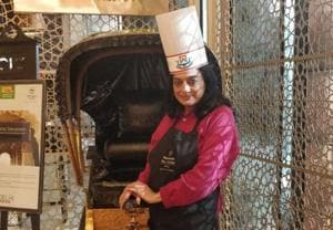 Sadia Dehlvi has turned chef to dish out a cuisine that's on the verge of being fast forgotten