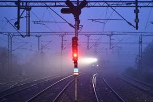 The GPS-based fog safe device was introduced in 2010. It has been made available in all Northern Railway trains this winter.