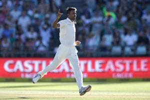 Hardik Pandya scored 93 and picked two wickets as India fought back against South Africa on a dramatic Day 2 of the first Test in Cape Town on Saturday.