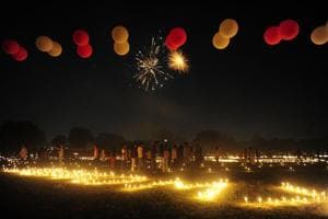 The Supreme Court ban on using crackers during Diwali hit the fireworks industry in 2017.