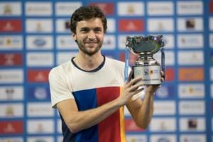 Gilles Simon has resurrected his tennis career in recent months.