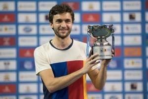 Gilles Simon has resurrected his tennis career in recent months.