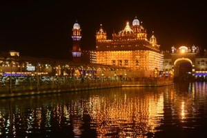 The SGPC has estimated that the donation to the Golden Temple in the current financial year (2017-18) will be approximately Rs 78 crore.