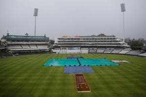 The play was called off due to rain on Day 3 of the first Test between India and South Africa in Cape Town. Get highlights of India vs SouthAfrica, first Test, here.