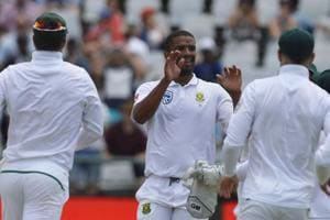 Vernon Philander's 6/42 guides South Africa to win over...