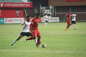Churchill Brothers secure draw against table-toppers East Bengal in...
