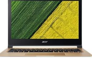 CES 2018: Acer Swift 7, the 'world's thinnest Windows 10 laptop'...