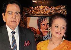 Veteran actors Dilip Kumar and Saira Banu allege that Bandra builder is trying to usurp the land where their residence is located.