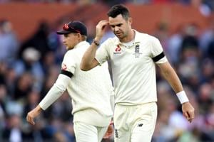 James Anderson praised Joe Root after the England cricket team captain...