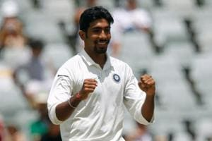 Jasprit Bumrah put in an impressive performance for India in his debut Test, which South Africa won by 72 runs in Cape Town.