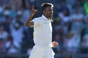 Hardik Pandya was the lone bright star for India in the Cape Town Test against South Africa with his all-round show.