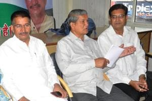 The Congress won only 11 assembly seats against 57 of the BJP in the February 2017 assembly polls in Uttarakhand.