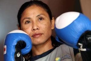 Sarita Devi enters quarters of National Women's Boxing Championships