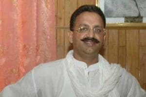 BSP leader Mukhtar Ansari suffers heart attack in UP jail,...