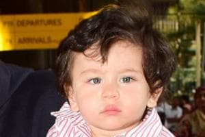 5 times Kareena's son Taimur Ali Khan melted our heart with his...