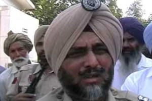 Retired senior superintendent of police (SSP) Surit Singh Grewal (HTFile)