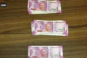 DRI seizes fake Rs 2,000 notes of Rs 4.2 lakh face value