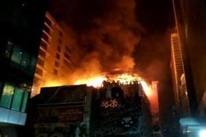 Kamala Mills fire: Nitesh Rane attacks BJP govt over investigation