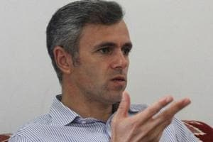 Dineshwar Sharma acting as 'super chief minister': Omar