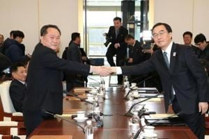 South Korea will consider temporary lifting of sanctions against North