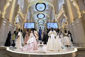 Dior Paris exhibition sees footfall of over 7 lakh, breaks museum's...