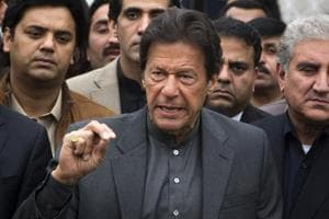Imran Khan blasts 'gutter media campaign' over his planned third...