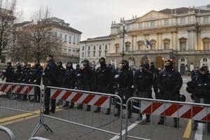 More than 100 arrested in German-Italian anti-mafia sweep