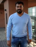 I love being vocal, says Anurag Kashyap