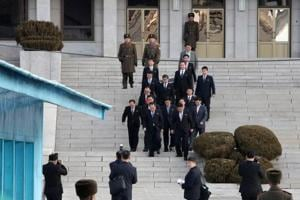North Korea urges guarantee of peace on Korean peninsula: South Korea