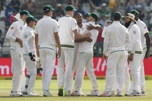 South Africa pacers Vernon Philander, Morne Morkel and Kagiso Rabada wrecked the Indian batting at Newlands despite the absence of Dale Steyn in the second innings.
