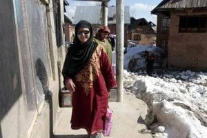 Pellet-blinded Kashmiri girl clears Class 10 board exam, but with a...