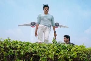 Agnyaathavaasi movie review: Pawan Kalyan film works in fits and...