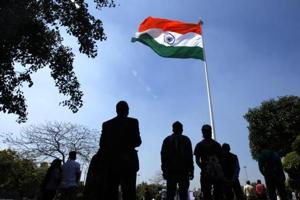 Standing in respect for the national anthem when it is played remains mandatory in the country.