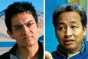 3 Idiots was not my biopic, says Sonam Wangchuk, the real-life...