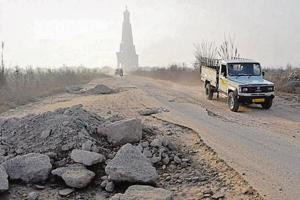 Mohali's 'pride'? Why Fateh Burj no longer lives up to its stature